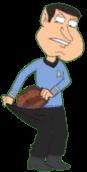 Vulcan Quagmire and Tribble