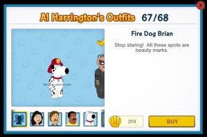 Fire Dog Brian Al's