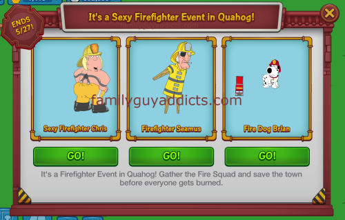 Firefighters Event
