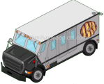 Armored Cookie Truck