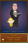 Don Corleone and Zoot Suit Stewie Prize #4