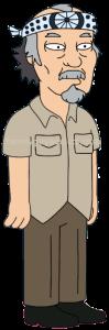 Mr Miyagi