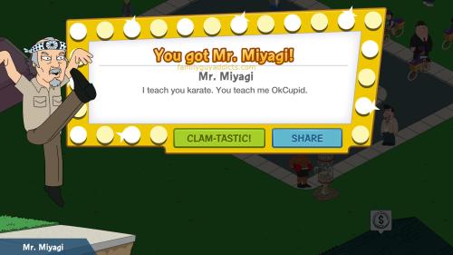 You Got Mr Miyagi