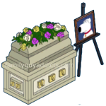 Brian's Old Coffin