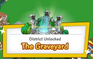 District Unlocked Graveyard