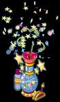 Glitter Cannon