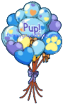 It's a Dog! Balloons