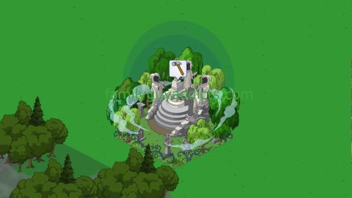Lazarus Portal Land Cleared Hammer