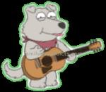New Brian Play Guitar