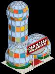 Old Balls Headquarters