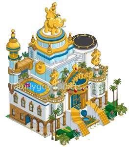 Peter's Mansion Grand Prize