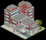 Quahog Sanitarium Hospital Skin