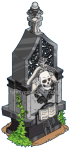 Streamlined Grave