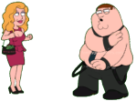 Stripper Peter and Fiesty Cougar
