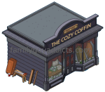 The Cozy Coffin Shop