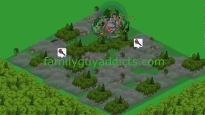Unlock Graveyard District Land
