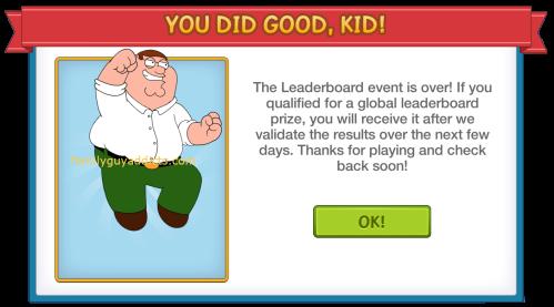 You Did Good, Kid!