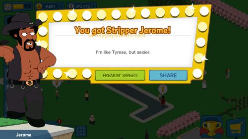 You Got Stripper Jerome
