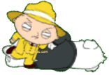 Zoot Suit Stewie Hold Up Brian 1