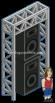 Mind Blowing Speaker Tower