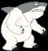 Polar Bear Shark 1