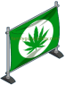 Pot Flag