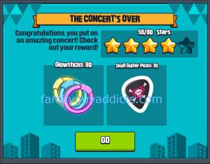 Rockstar Peter Encore Concert