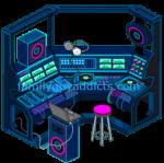 Top 40 DJ Booth