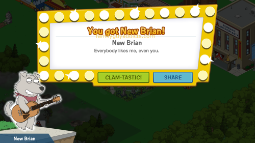 You Got New Brian