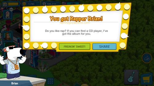 You Got Rapper Brian