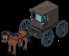 Amish Paradise Horse & Buggy
