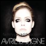 Avril Lavigne Self Titled Album