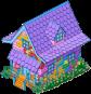 Flowerchild's Hippy House