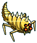 Gold Robot Mecha Astley