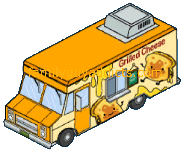 Cooper Cheese Food Truck