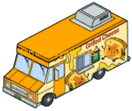 Grilled Chees Food Truck