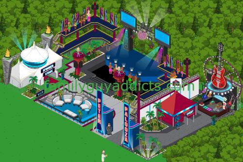 PeterPalooza Event Area