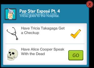 Pop Star Expose' Part 4