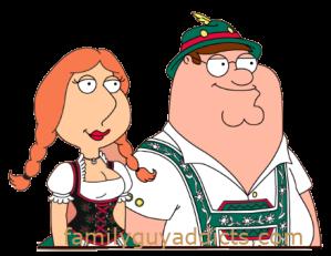 Septemberfest Peter & Lois