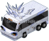 Tricia Takagaga Tour Bus