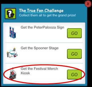 True Fan Challenge Part 3