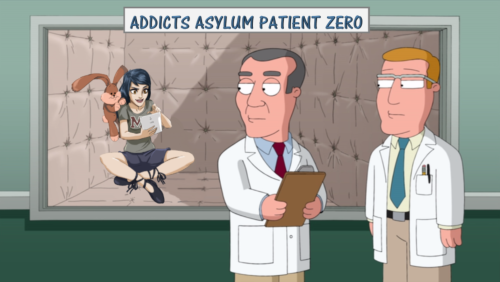 Addicts Asylum Patient Zero