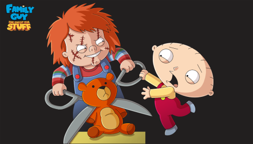 Chucky & Stewie