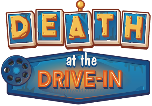 Death at the Drive-In Logo