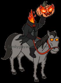 Headless Horseman 2