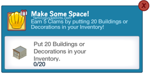 Make Some Space!