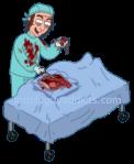 Maniac Surgeon
