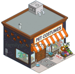 Pet Costume Shop