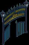 Quahog Asylum Gate