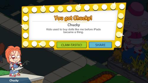 You Got Chucky